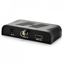 تبدیل ویدئو آنالوگ BNC به HDMI مدل :LKV366