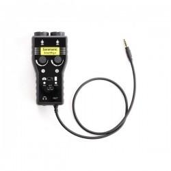 رابط صوتی دو کانال گیتار و میکروفن Saramonic مدل +SmartRig