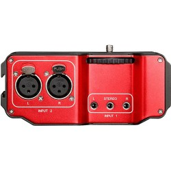 میکسر صدا دوربین saramonic مدل SR-PAX2