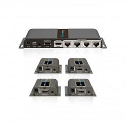 اسپلیتر اکستندر 1به4 HDMI لنکنگ مدل LKV714Pro