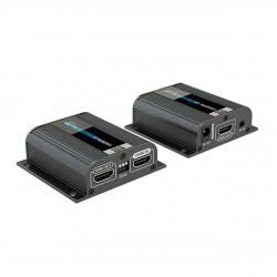 اکستندر HDMI برند لنکنگ مدل LKV372EDID تا 50 متر روی کابل شبکه