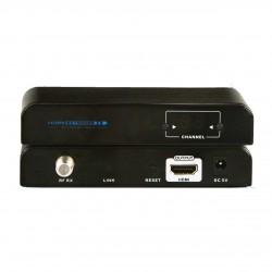 اکستندر HDMI روی کابل کواکسیال لنکنگ مدل LKV379