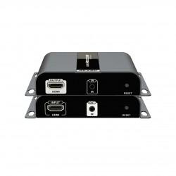 اکستندر تصویر HDMI برند لنکنگ مدل LKV683 وضوح 4K تا 120 متر