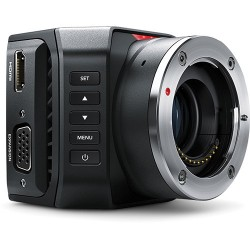 دوربین استودیویی Blackmagicdesign مدل Micro Studio Camera 4K