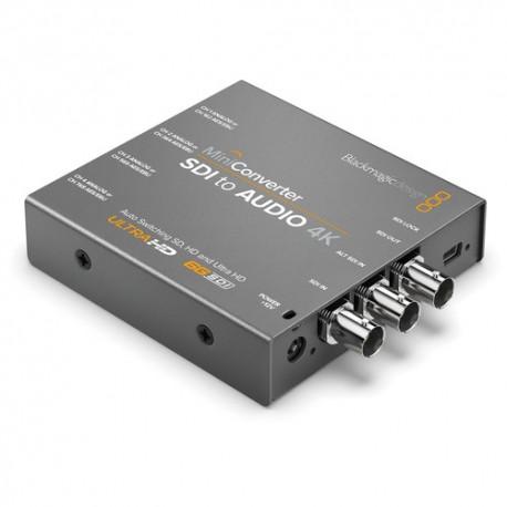 مبدل استودیویی Blackmagicdesign مدل Mini Converter SDI to Audio 4K