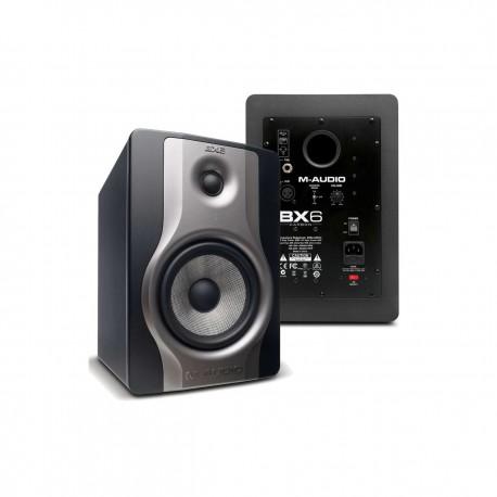 اسپیکر مانیتور M-Audio مدل BX6 Carbon