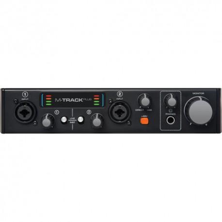 کارت صدا M-Audio مدل M-Track Plus II