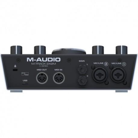 کارت صدا M-Audio مدل M-Track 2X2M