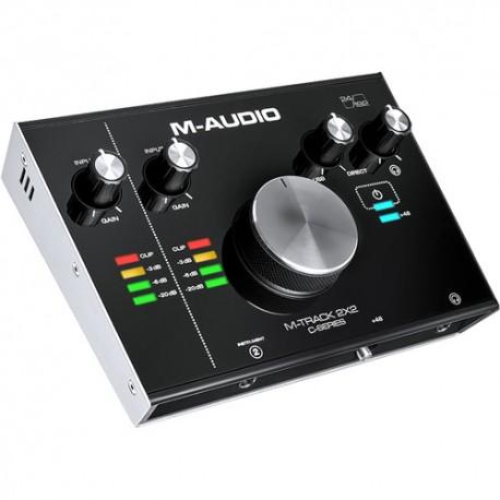 کارت صدا M-Audio مدل M-Track 2X2