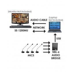 کیت سوئیچ خودکار Datavideo مدل ASK-1200