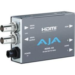 مبدل HD/SD- SDI به HTMI مدل: AJA HI5