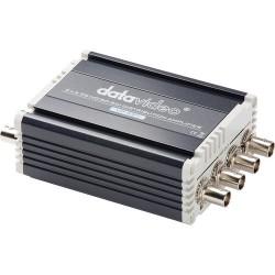 توزیع کننده سیگنال SDI مارک Datavideo مدل VP-597