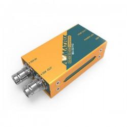 مبدل SDI به  HDMI مدل : AVMATRIX