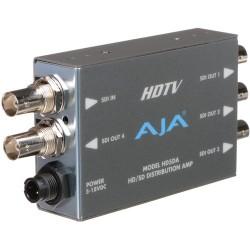 تقسیم کننده دیجیتال HD/SD  و تقویت کننده سیگنال AJA  مدل :HD5DA