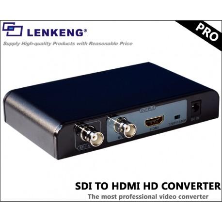 کانورتور لنکنگ LKV-368 PRO SDI to HDMI HD Converter