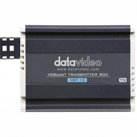 فرستنده صدا و تصویر HDMI با کابل شبکه دیتا ویدئو مدل:Datavideo  HBT-10